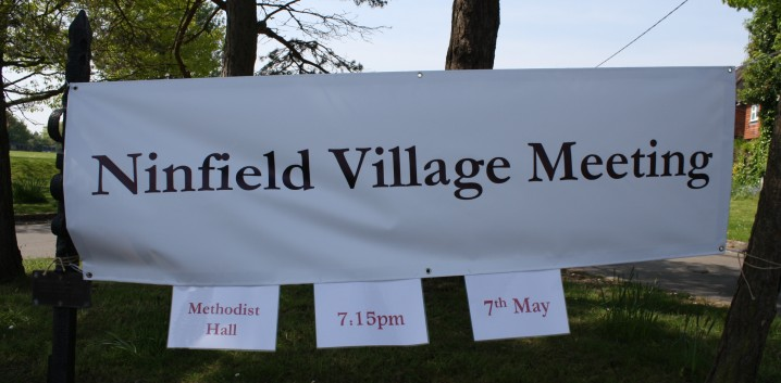 Ninfield Village Meeting