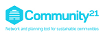 Community 21 logo